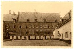 Lessines. Hôpital Notre-Dame à La Rose. Façade Est (XVIIè Siècle). Fondé En 1246 Par Alix Du Rosoit, Veuve D'Arnoult IV. - Lessen