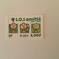 FRANCE 2000  40e Anniversaire De SOS Amitie  Superbe-MUH Yv3356 - Frankreich