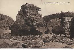 [44] Loire Atlantique > La Bernerie-en-Retz ROCHER DU ROI - La Bernerie-en-Retz