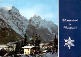 Winterurlaub In Nikolsdorf (27826) - Österreich