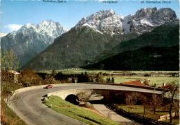 Straße über Den Iselsberg (5827) - Dölsach