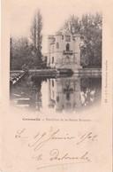 Cp , 38 , COMMELLE , Pavillon De La Reine Blanche - Other Municipalities