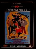 Le Mouton A 5 Pattes - FERNANDEL / De Funès / Noël Roquevert / Dario Moreno / Denise Grey . - Comedy