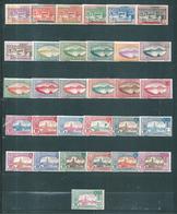 Colonie, Timbres  De Guadelouppe De 1928/38  N°99 A 122  La Majoritée Neufs Sans Charnière - Guadeloupe (1884-1947)