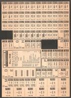 Carte De Denrées Alimentaires De 1948 ( Suisse ) - Autres