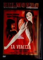 "La Viaccia  ( "" Le Mauvais Chemin "" ) - Jean-Paul BELMONDO / Claudia Cardinale - Drama"