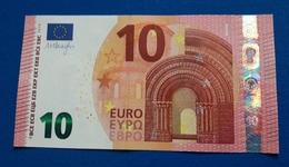 SPAIN 10 Euro EUR 2014 Draghi  UNC  V006 G3    VA7869979433 - EURO