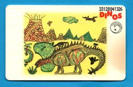 Chip Phonecard  MINT    DINOSAUR - Germany