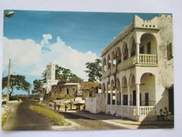 Comores Mosquées à Moroni - Comoros