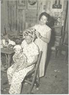 SINGAPOUR. Salon De Coiffure Singapore 1954, Entier Postal Envoyé à Andorra, Avec Timbre à Date Arrivée - Other