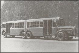 Alfa Romeo 110 AM Autobus - Bus Story Postcard - Buses & Coaches