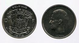 10 Frank 1975 Frans * BOUDEWIJN * F D C  Uit Muntenset * - 06. 10 Francos