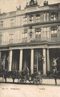 POLSKA - POLAND, WARSZAWA, Telegraf - 1911 - Poland