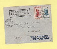 Madagascar - Sainte Marie - Fetes Commemoratives Du Bi Centenaire De L Union De  Sainte Marie A La France - 1950 - Madagascar (1889-1960)