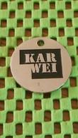 Shopping Carts / Winkelwagentjes / Jeton De Caddie -  Netherlands  -  Karwei - Trolley Token/Shopping Trolley Chip