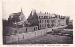 Kortemark, Klooster Der Zusters Van Liefde; O.L.Vrouw Van Troost, Voorgevel (pk46257) - Kortemark