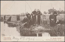 Walter Dendy Sadler - Thursday, 1906 - Woodbury Series Postcard - Paintings