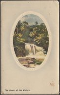 The Music Of The Waters, 1913 - Postcard - To Identify