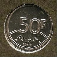 50 Frank 1992 Vlaams * F D C Uit Muntenset * - 1951-1993: Baudouin I