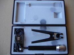 Microphone, Micro Grundig GDM 313 Avec Support Et Coffret D'Origine, Vers 1970 (18-1404) - Other