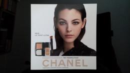 CHANEL Cosmetique Carte - Perfume Cards
