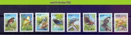 Mza068 FAUNA VOGELS UIL RIGER DUIF VALK FALCON OWL DOVE EULE BIRDS VÖGEL AVES OISEAUX FIJI 1995 PF/MNH - Collections, Lots & Series