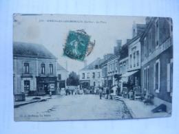MAROLLES LES BRAULTS PLACE - France