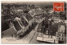 Montreuil Sur Mer : Vue Panoramique (Editeur Verrien-Lephay) - Montreuil