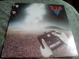 "220 VOLT ""Power Games"" - Hard Rock & Metal"