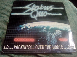 """STATUS QUO """"Rockin' All Over The World"""" - Hard Rock & Metal"""