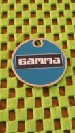 Shopping Carts / Winkelwagentjes / Jeton De Caddie -  Netherlands  -  Gamma - Trolley Token/Shopping Trolley Chip
