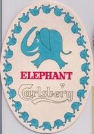 SOUS-BOCK - ELEPHANT - CARLSBERG. - Sous-bocks