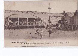 Lacanau Océan - Etablissement Lacaze Sur Les Bords De La Plage - 231 - France