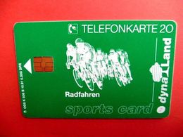 Chip Phonecard    Serie K  BIKE - Germany