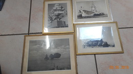 Photos D'un Cuirassier Francais Richelieu Ou Jean Bart Ou Strasbourg - Boats