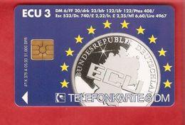 Chip Phonecard    Serie K ECU - Germany