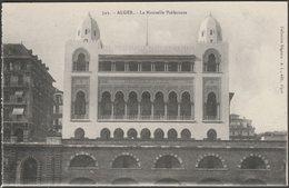 La Nouvelle Préfecture, Alger, C.1910s - Régence CPA - Algiers