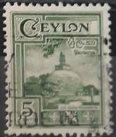 CEILÁN 1950 Local Motifs. USADO - USED. - Sri Lanka (Ceylon) (1948-...)