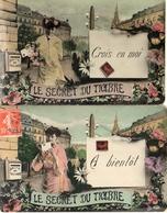 Langage Des Timbres - Secret Du Timbre Femme X 2 (ELD - Timbres (représentations)