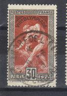 FRANCE    N° 185 (1924) Olympiades - Gebruikt