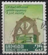 SRI LANKA 1978 Election Of New President. USADO - USED. - Sri Lanka (Ceylon) (1948-...)