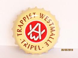 Capsules Ou Plaques De Muselet   BIÈRE  TRAPPIST WESTMALLE TRIPEL - Beer