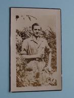 DP Marcel Jean Félicé : Hoeilaart 2 Oogst 1924 - Karlsruhe 1 April 1944 ( Zie Foto Voor Details ) ! - Esquela