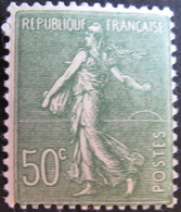 R1752/403 - 1924/1926 - TYPE SEMEUSE - N°198 NEUF* - 1903-60 Sower - Ligned