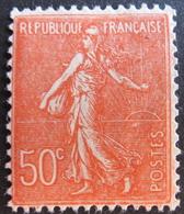 R1752/404 - 1924/1926 - TYPE SEMEUSE - N°199 NEUF* - 1903-60 Sower - Ligned