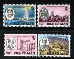 GB ISLE OF MAN IOM - 1983 KING WILLIAM'S COLLEGE SET (4V) FINE MNH ** SG 251-254 - Isle Of Man