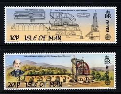 GB ISLE OF MAN IOM - 1983 EUROPA STAMPS SET (2V) FINE MNH ** SG 249-250 - 1983