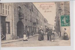 42 FEURS     Rue Victor Hugo - Feurs