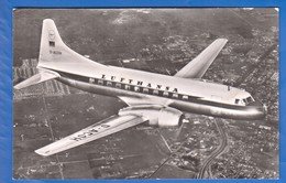 Flugzeug; Convair 340, Lufthansa 1956 - 1946-....: Moderne