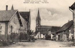 68 RODERN  L'Eglise - France